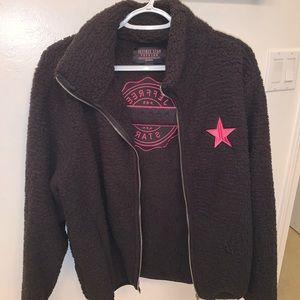 Jeffree Star Makeup - Jeffree Star Fuzzy Black Jacket Valentines Day